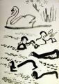 118‐4233<b>mute swan, coot, tufted duck</b>A3 (42 x 29.7 cms)‐GregPoole