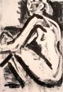 34‐2323<b></b>monoprintA3 (42 x 29.7 cms)‐GregPoole