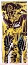 42&#8208;5596&emsp;<b>goat castration & dragon arum</b>&emsp;&emsp;monoprint&emsp;37 x 84 cms&emsp;£120&#8208;Greg&nbsp;Poole