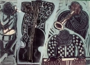 17&#8208;3703&emsp;<b>jazz quartet</b>&emsp;&emsp;&emsp;56 x 77 cms&emsp;£220&#8208;Greg&nbsp;Poole