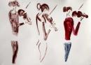 17&#8208;3718&emsp;<b>violonist</b>&emsp;&emsp;&emsp;A1 (84 x 59.4 cms)&emsp;£150&#8208;Greg&nbsp;Poole