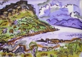&lt;b&gt;skye - bay&lt;/b&gt; &amp;emsp;  &amp;emsp; acrylic &amp;emsp; 55  x 78 cms &amp;emsp; 150&#8208;Greg&nbsp;Poole