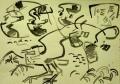 139‐4327<b>heron & lapwings</b>A3 (29.7 x 42 cms)£75‐GregPoole