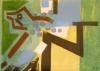 1‐5002<b>jay, blackthorn hedge</b>card print & acrylic40 x 55 cms£270‐GregPoole