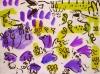 <b>crested & calandra larks</b>    gouache & acrylic  A3 (29.7 x 42 cms)  £220&#8208;Greg&nbsp;Poole