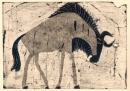 110‐5971 <b>greater kudu</b>  monotype  ‐Greg Poole