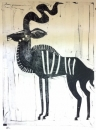110‐5972<b>greater kudu</b>Etosha, Namibia77 x 56 cms£250‐GregPoole