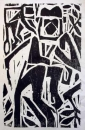 110&#8208;3560&emsp;<b>black & white colobus</b>&emsp;&emsp;&emsp;45 x 33 cms&emsp;£60&#8208;Greg&nbsp;Poole