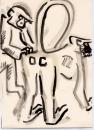 192‐6645<b>langur</b>bhandavgarh, indiagouache29.7 x 21 cms (A4)£40&#8208;Greg&nbsp;Poole