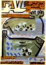 189‐3556<b>mull - seals,gulls & curlew</b>66 x 46 cms£280&#8208;Greg&nbsp;Poole