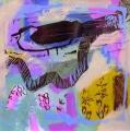 skuas handa ‐ monotype ‐ 60 x 60 cms ‐ £320‐GregPoole