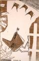 80‐5536<b>wren's nest</b>36 x 24 cms&#8208;Greg&nbsp;Poole