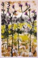 156‐4998 <b>hobbies, thistles & ragwort</b>   57 x 38 cms £170&#8208;Greg&nbsp;Poole