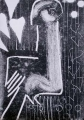 83‐5258<b>prince ruspoli's turaco</b>c. A4 (29.7 x 21cms)£70‐GregPoole