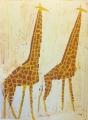110‐5969<b>giraffe</b>Etosha, Namibiamonotype76 x 55 cms£250‐GregPoole