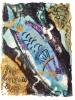 <b>barbados parrotfish</b>      monoprint & gouache   38 x 27 cms   £150‐Greg Poole