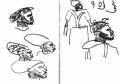 218&#8208;6960&emsp;<b>people studies</b>&emsp;st louis&emsp;ink pen&emsp;A6 sketchbook&emsp;&#8208;Greg&nbsp;Poole