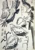 <b>griffon vultures</b>    graphite  A3 (42 x 29.7 cms)  £60&#8208;Greg&nbsp;Poole