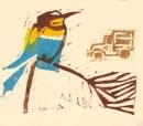 102‐5706<b>bee-eater & van</b>woodcutNOT AVAILABLE‐GregPoole