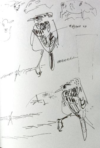 <br /> A4 sketchbook <br />