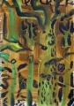 25‐4499<b>oak woodland minsmere</b>30 x 21.5 cmsSOLD‐GregPoole