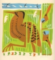 139‐4975 <b>bittern & bearded tits</b>   40 x 36 cms EDITION SOLD OUT‐Greg Poole