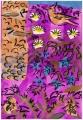 42‐5589<b>crete - lark borage</b>gouache & charcoalA3 (42 x 29.7 cms)£150&#8208;Greg&nbsp;Poole
