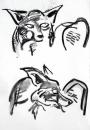 110‐4696<b>fox</b>A3 (42 x 29.7 cms)£30&#8208;Greg&nbsp;Poole