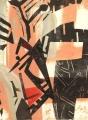 91‐5613<b>great-spotted woodpecker, oak buds, early spring 2</b>38 x 28 cms£180‐GregPoole