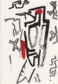 91‐4484<b>great-spotted woodpecker</b>21.5 x 15 cms£40‐GregPoole