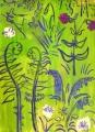 80‐4489<b>wren & woodland flora</b>41 x 30 cmsSOLD‐GregPoole