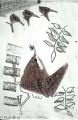 80‐5541<b>wren's nest</b>36 x 24 cms£60‐GregPoole