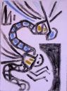 76‐3685<b>dragonfly monos 007</b>38 x 28 cms£120&#8208;Greg&nbsp;Poole