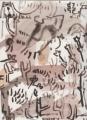 21‐4219<b>buzzard, avon gorge</b>gouacheA4 (29.7 x 21cms)&#8208;Greg&nbsp;Poole