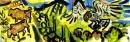 21‐4264<b>short-toed eagle</b>acrylic27 x 84 cms£POA‐GregPoole