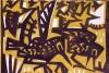 1‐5021<b>starlings</b>card printA4 (21 x 29.7cms)£70‐GregPoole