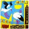 1‐4989<b>extremadura - storks & lesser kestrels</b>card print60 x 60 cms£210&#8208;Greg&nbsp;Poole