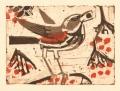 redwing on rowan‐GregPoole