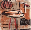 83‐5241 <b>crowned lapwing</b>   c. 20 x 20 cms £80&#8208;Greg&nbsp;Poole