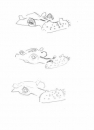 <b>hippo studies</b>   inkpen  A3  £50‐GregPoole