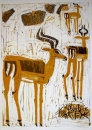 <b>impala</b>     monotype     SOLD&#8208;Greg&nbsp;Poole
