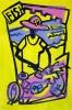 <b>barbados oistins fishmonger 2</b>    card print & acrylic  30 x 21 cms  £60‐GregPoole
