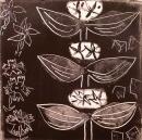43‐1571<b>*</b>monoprint25 x 25 cms‐GregPoole