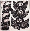 43‐1572<b>*</b>monoprint20 x 20 cms‐GregPoole