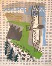 43‐1591<b>short-toed eagle</b>woodcut70 x 53 cms£280&#8208;Greg&nbsp;Poole