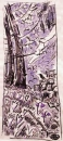 43‐1592<b>silkscreen print & watercolour</b>screenprint‐GregPoole