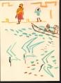 218‐6947<b>sandwich terns</b>st louisgouache38 x 28 cms‐GregPoole