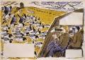 126‐5294<b>studying barnacle geese, caerlaverock 2</b>30 x 43 cms£60‐GregPoole